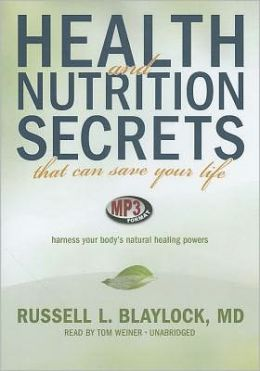 Health and Nutrition Secrets That Can Save Your Life