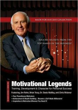 Motivational Legends: Training, Development and Character for Personal Success