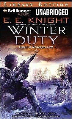 Winter Duty (Vampire Earth Series #8)