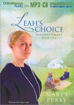 Leah's Choice (Pleasant Valley Series #1)