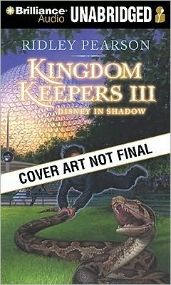 Disney in Shadow (Kingdom Keepers Series #3)