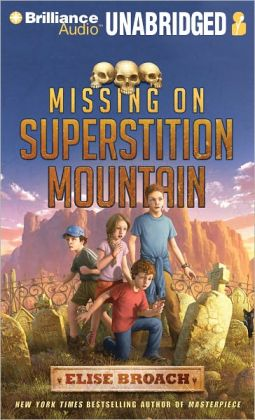 Missing on Superstition Mountain (Superstition Mountain Series #1)