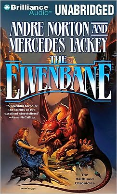 The Elvenbane (Halfblood Chronicles Series #1)