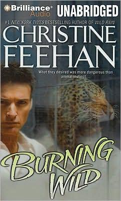 Burning Wild (Leopard Series #3)