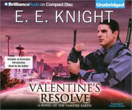 Valentine's Resolve (Vampire Earth Series #6)