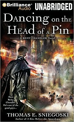 Dancing on the Head of a Pin (Remy Chandler Series #2)