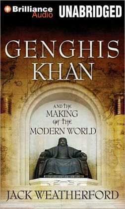 genghis khan and the making of the modern world The mongol army led by genghis khan subjugated more lands and people in twenty-five years than the romans did in four hundred in nearly every country the mongols conquered, they brought an unprecedented rise in cultural communication, expanded trade, and a blossoming of civilization.
