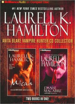 Laurell K. Hamilton Anita Blake Vampire Hunter CD Collection: Micah, Danse Macabre