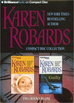 Karen Robards CD Collection 2: Obsession, Guilty