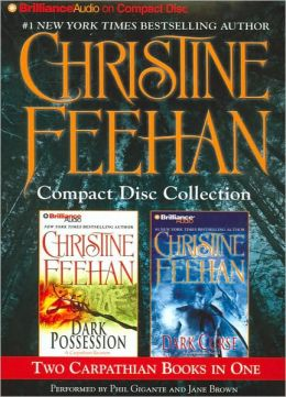 Christine Feehan CD Collection: Dark Possession / Dark Curse