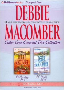 Debbie Macomber Cedar Cove CD Collection 2: 44 Cranberry Point/50 Harbor Street
