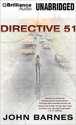 Directive 51 (Daybreak Series #1)