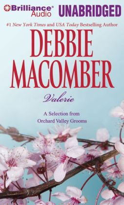 Valerie: A Selection from Orchard Valley Grooms