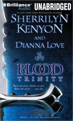 Blood Trinity (Belador Series #1)