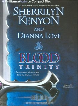Blood Trinity (Belador Series #1)