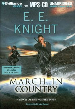 March in Country (Vampire Earth Series #9)