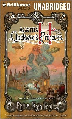Girl Genius, Volume 5: Agatha H. and the Clockwork Princess