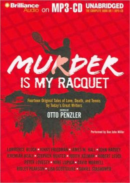Murder Is My Racquet