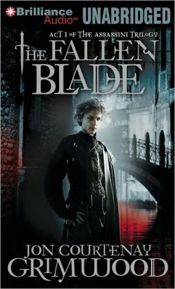 The Fallen Blade (Assassini Series #1)