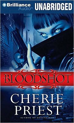 Bloodshot (Cheshire Red Reports Series #1)