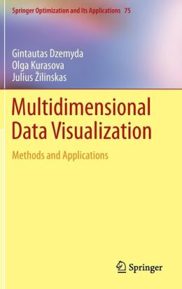 Multidimensional Data Visualization: Methods and Applications