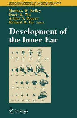 Development of the Inner Ear