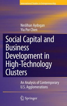 Social Capital and Business Development in High-Technology Clusters: An Analysis of Contemporary U.S. Agglomerations