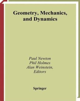 Geometry, Mechanics, and Dynamics: Volume in Honor of the 60th Birthday of J. E. Marsden
