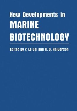 New Developments in Marine Biotechnology