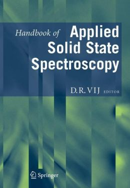 Handbook of Applied Solid State Spectroscopy