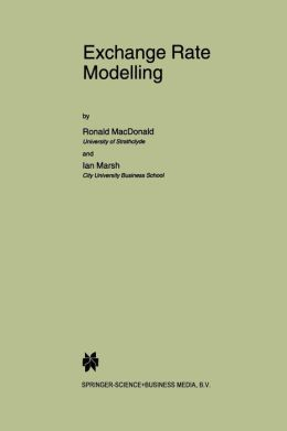 Exchange Rate Modelling