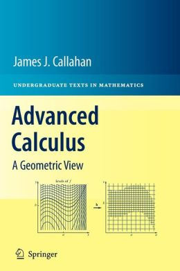 Advanced Calculus: A Geometric View