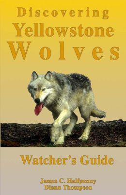 Discovering Yellowstone Wolves: Watcher's Guide