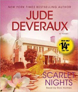 Scarlet Nights (Edilean Series #3)