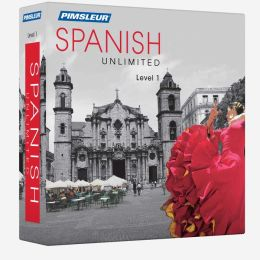 Pimsleur Spanish Unlimited 1