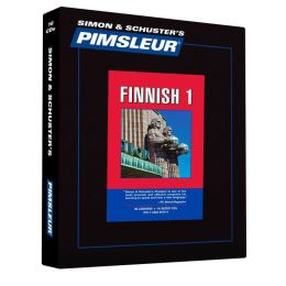 Finnish, Comprehensive: Learn to Speak and Understand Finnish with Pimsleur Language Programs