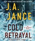 Book Cover Image. Title: Cold Betrayal (Ali Reynolds Series #10), Author: J. A. Jance