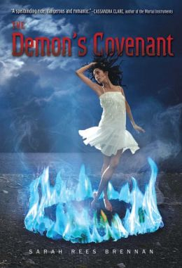 The Demon's Covenant (Demon's Lexicon Trilogy Series #2)