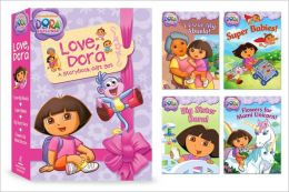 Love, Dora: A Storybook Gift Set