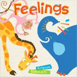 Feelings: A Chock-a-Block Book