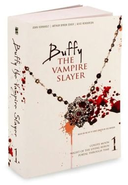 Buffy the Vampire Slayer 1: Coyote Moon; Night of the Living Rerun; Portal Through Time