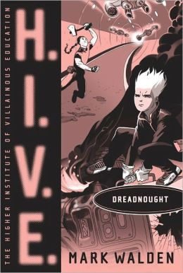 Dreadnought (H.I.V.E. Series #4)