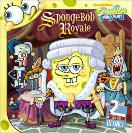 SpongeBob Royale: SpongeBob and the Princess; Lost in Time