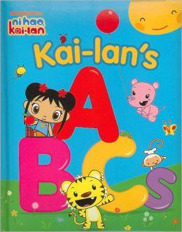 Kai-lan's ABC's (Ni Hao, Kai-Lan Series)