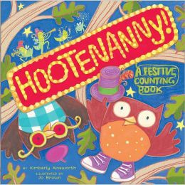 Hootenanny!: A Festive Counting Book