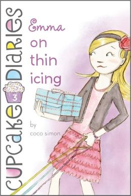 Emma on Thin Icing (Cupcake Diaries Series #3)