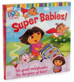 Nick 8x8 Value Pack #1: Dora Loves Boots; Dora Saves Crystal Kingdom; Show Me Your Smile!; Dora Saves the Snow Princess; Say