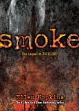 Book Cover Image. Title: Smoke (PagePerfect NOOK Book), Author: Ellen Hopkins