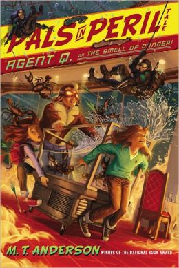 Agent Q, or the Smell of Danger! (Pals in Peril Tale Series #4)