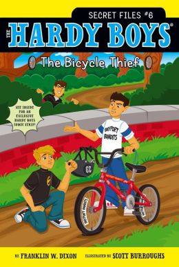 The Bicycle Thief (Hardy Boys Secret Files Series #6)